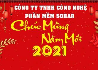 Thư chúc mừng năm mới 2021 image
